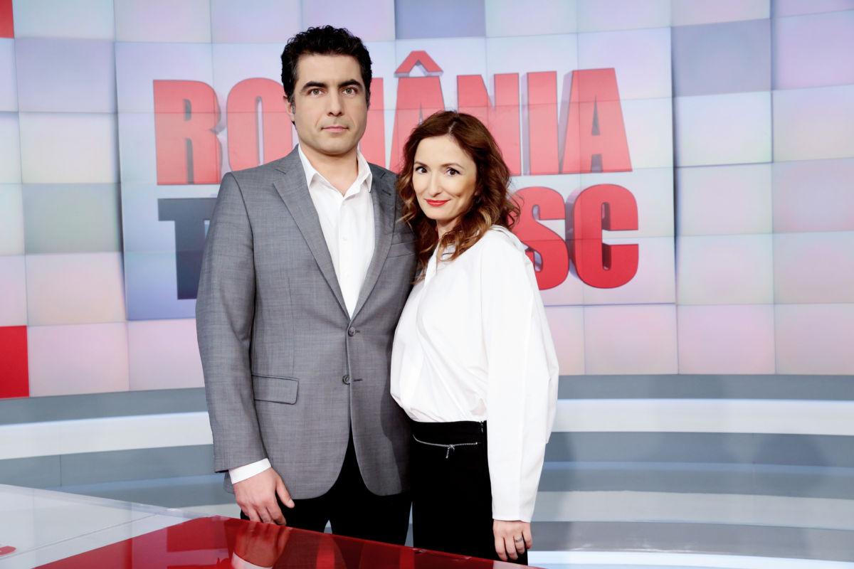 Paula Herlo si Cristian Leonte